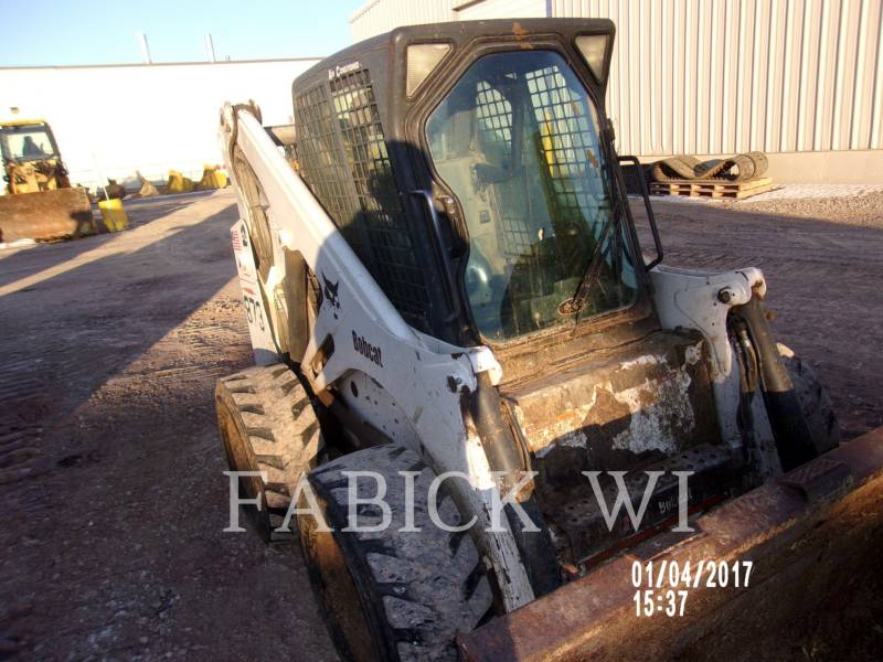 BOBCAT MINICARGADORAS 873 equipment  photo 1