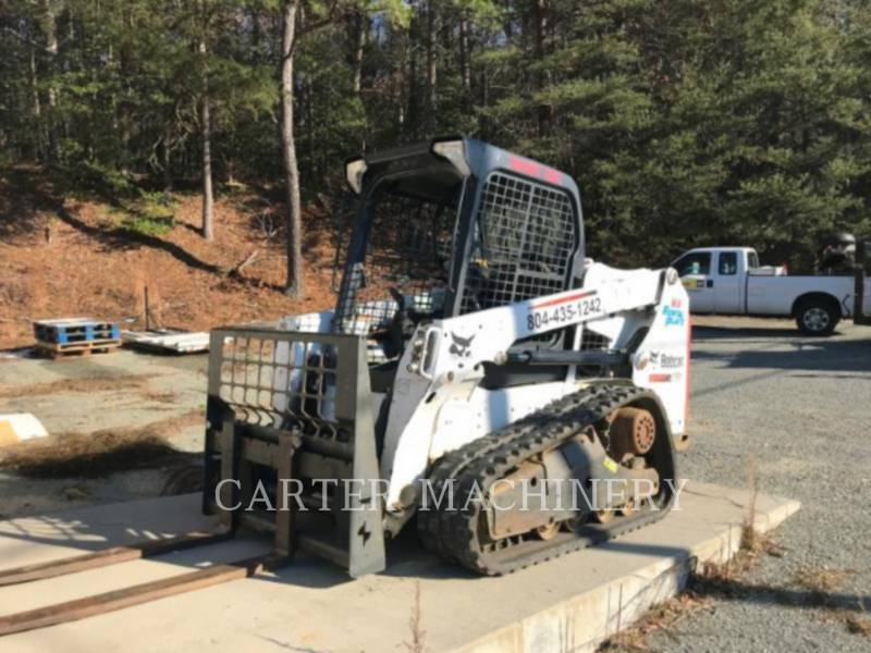 BOBCAT CHARGEURS COMPACTS RIGIDES BOB T550 equipment  photo 3