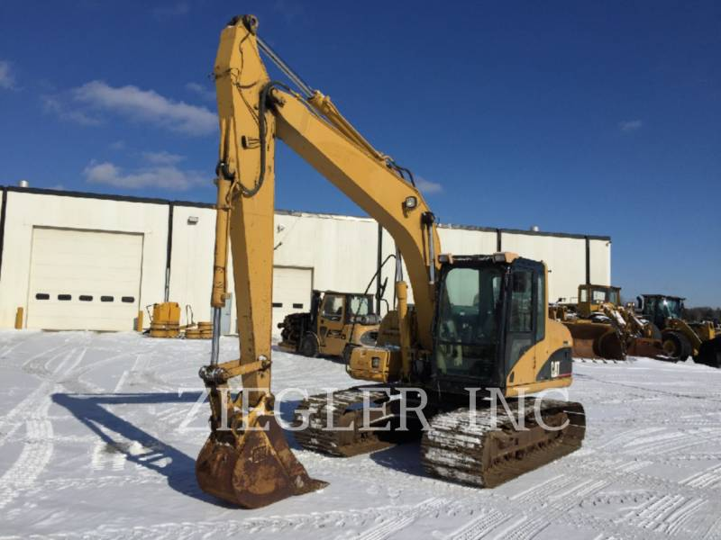 CATERPILLAR EXCAVADORAS DE CADENAS 312CL equipment  photo 1