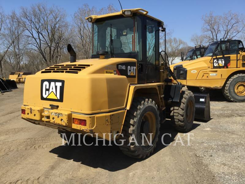 CATERPILLAR WHEEL LOADERS/INTEGRATED TOOLCARRIERS IT14G2 equipment  photo 4