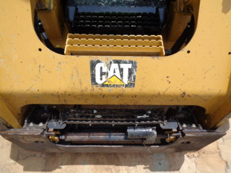 CATERPILLAR CARGADORES MULTITERRENO 279D equipment  photo 15