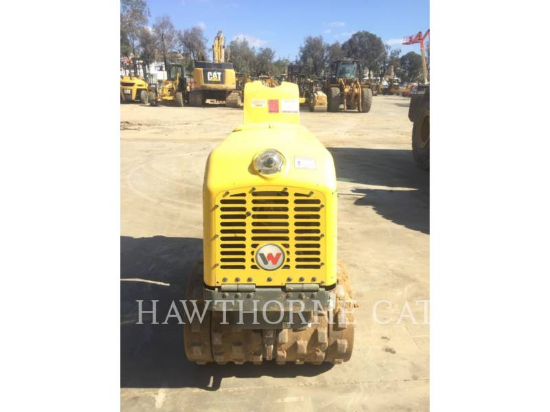 WACKER CORPORATION COMPACTORS RT82-SC equipment  photo 1