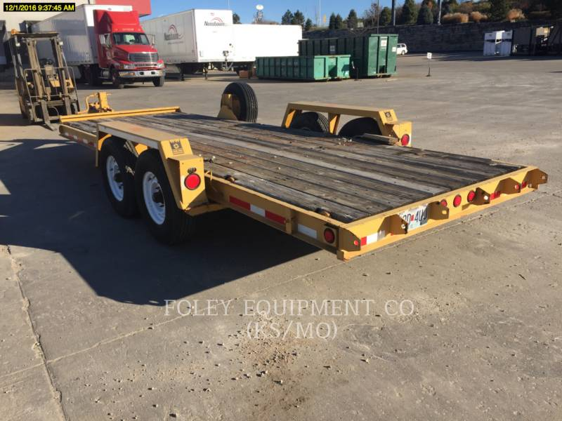 TRAILKING TRAILERS TK12U equipment  photo 2
