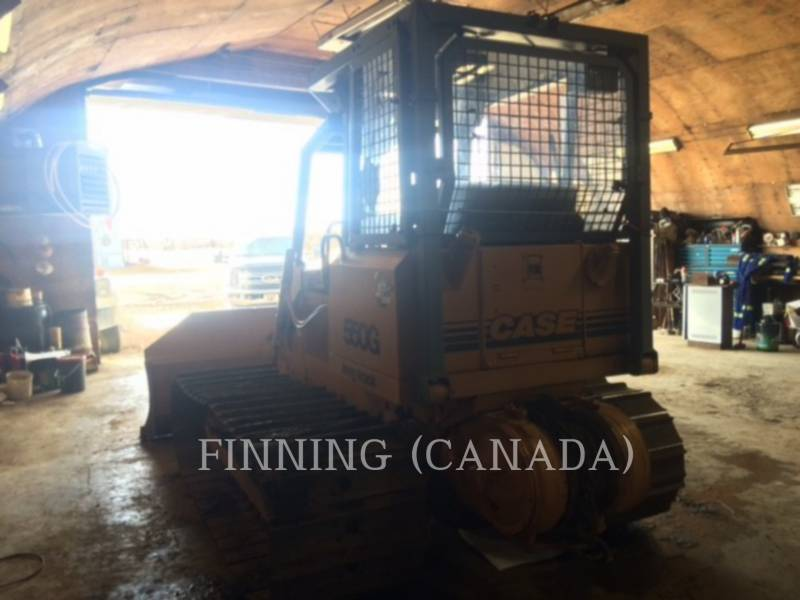 CASE KETTENDOZER 550 G equipment  photo 4