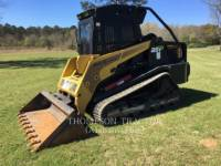 Equipment photo ASV PT-100 SKID STEER LOADERS 1