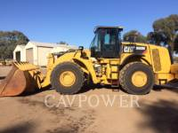CATERPILLAR WHEEL LOADERS/INTEGRATED TOOLCARRIERS 980M equipment  photo 21