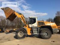 LIEBHERR WHEEL LOADERS/INTEGRATED TOOLCARRIERS L580 equipment  photo 1