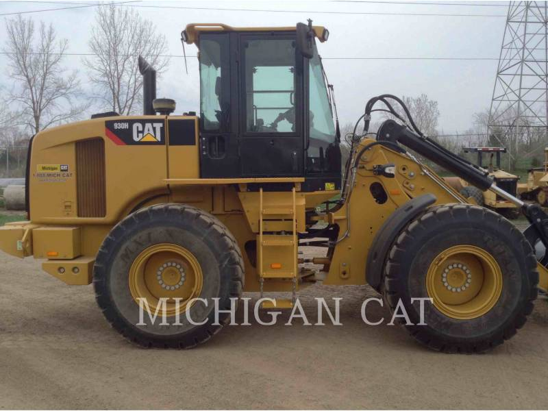 CATERPILLAR WHEEL LOADERS/INTEGRATED TOOLCARRIERS 930HIT 3R equipment  photo 19