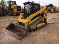 Equipment photo CATERPILLAR 299D 多地形装载机 1