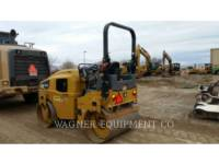 CATERPILLAR COMPACTEURS TANDEMS VIBRANTS CB34B equipment  photo 2