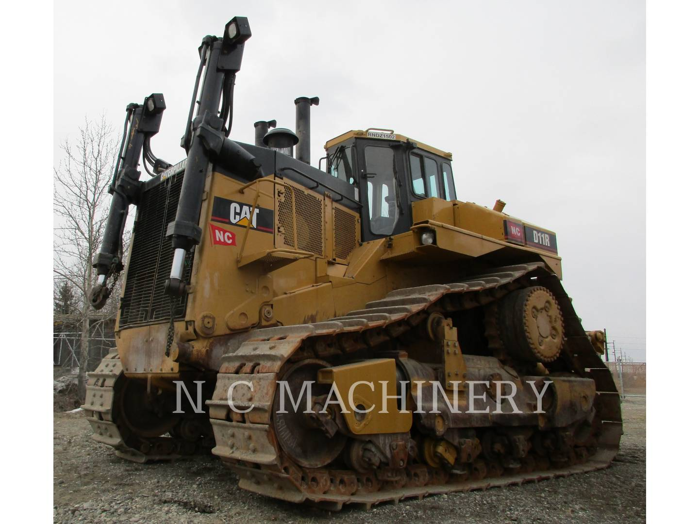 Detail photo of 2001 Caterpillar D11R from Construction Equipment Guide