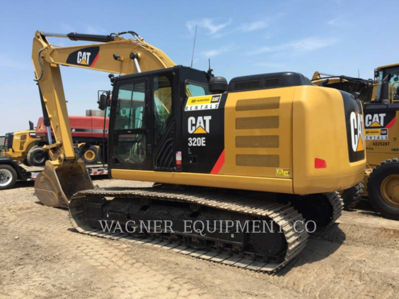 CATERPILLAR PELLES SUR CHAINES 320EL equipment  photo 2