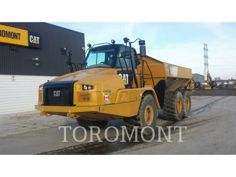 CATERPILLAR DUMPER ARTICOLATI 730C2 equipment  photo 3