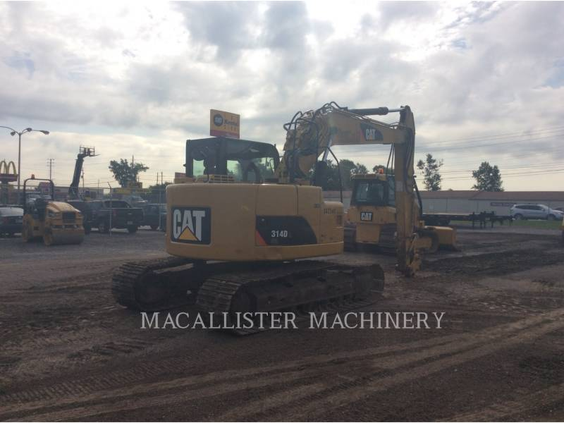 CATERPILLAR PELLES SUR CHAINES 314DLCR equipment  photo 10