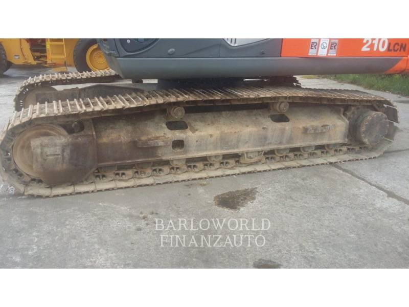 HITACHI EXCAVADORAS DE CADENAS ZX210 equipment  photo 5