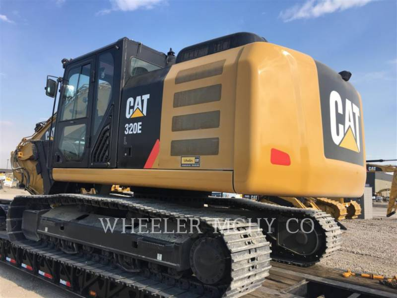 CATERPILLAR トラック油圧ショベル 320E L CF equipment  photo 6