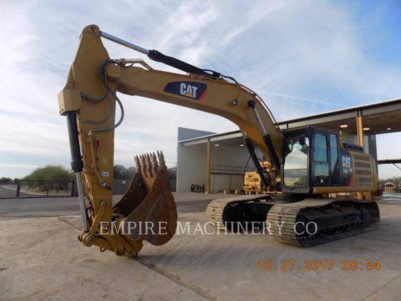 CATERPILLAR TRACK EXCAVATORS 336FL XE P equipment  photo 4