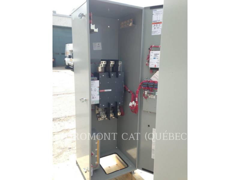 CATERPILLAR COMPONENTES DE SISTEMAS TRANSFER SW CAT ATC 600A 480V equipment  photo 3