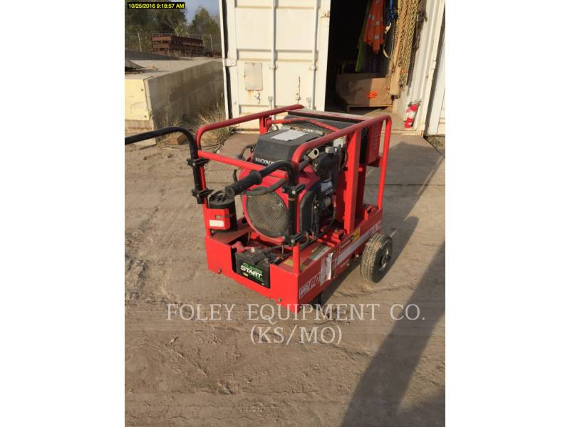 MULTIQUIP PORTABLE GENERATOR SETS GA97HEA equipment  photo 3