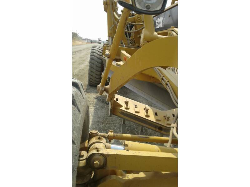 CATERPILLAR NIVELEUSES 120K2 equipment  photo 17