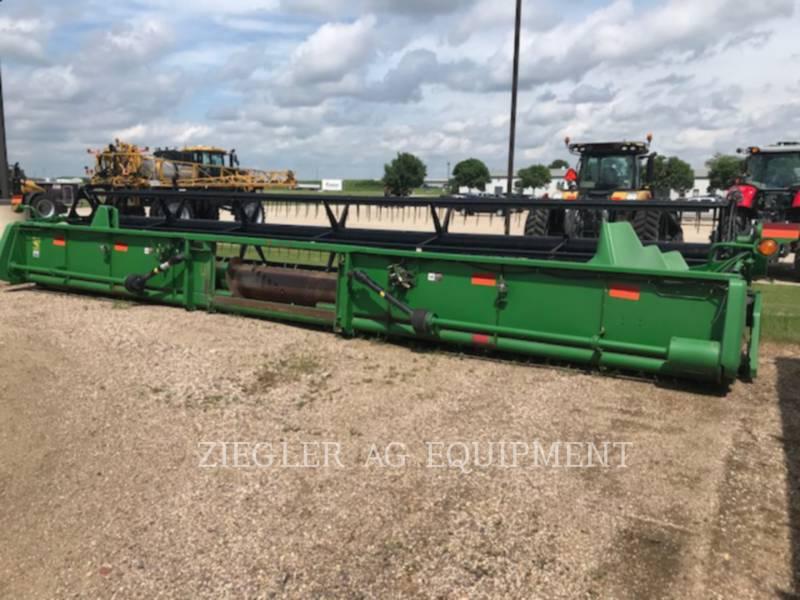 DEERE & CO. Rabatteurs 930F equipment  photo 9