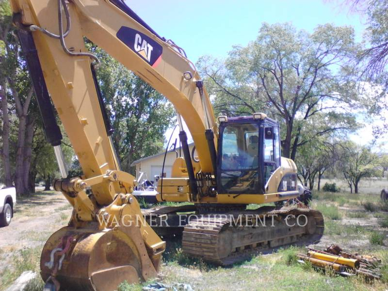 CATERPILLAR TRACK EXCAVATORS 320DL THB equipment  photo 8