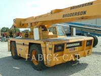 BRODERSON CRANE GRUES IC250-C3 equipment  photo 2