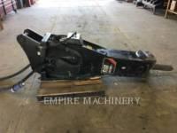 Equipment photo CATERPILLAR H110ES 作业机具 - 液压锤 1