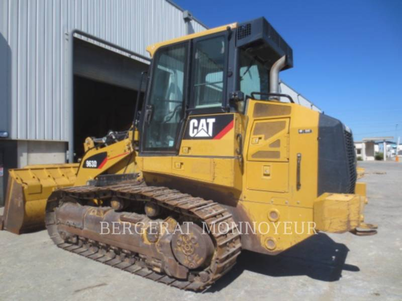 CATERPILLAR 履帯式ローダ 963D equipment  photo 4