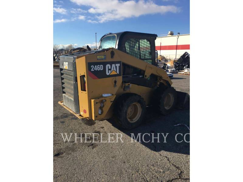 CATERPILLAR MINICARGADORAS 246D C3-H2 equipment  photo 5