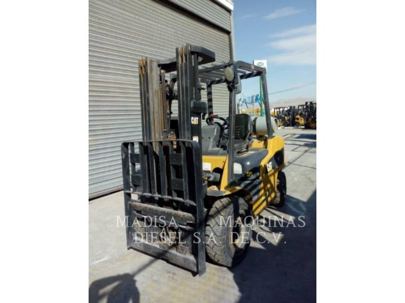 CATERPILLAR LIFT TRUCKS CHARIOTS À FOURCHE 2P6000-GLE equipment  photo 1