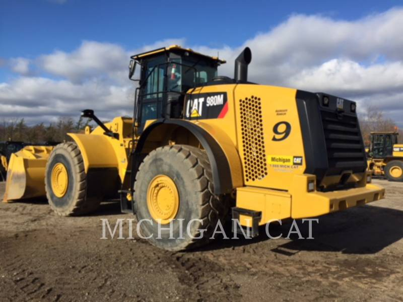 CATERPILLAR WHEEL LOADERS/INTEGRATED TOOLCARRIERS 980M 4F equipment  photo 4