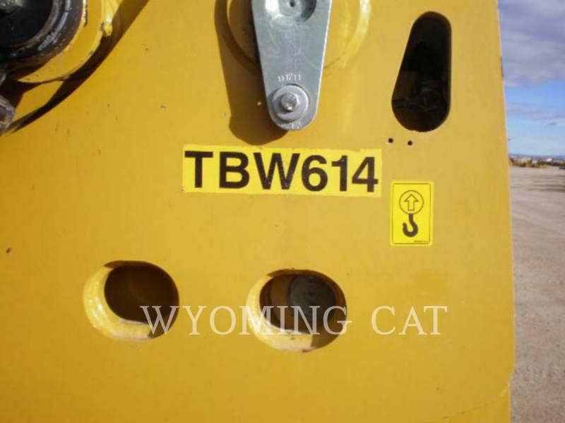 CATERPILLAR TELEHANDLER TH514 equipment  photo 9