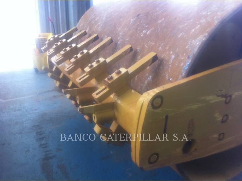 CATERPILLAR COMPACTADORES DE SUELOS CS-423E equipment  photo 11