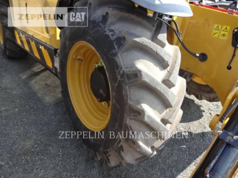 CATERPILLAR TELEHANDLER TH414CGC equipment  photo 19