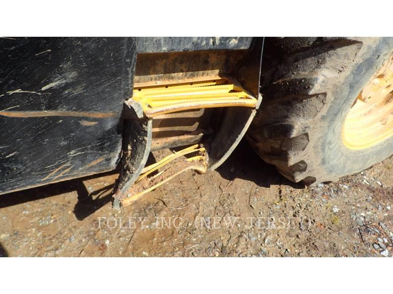 CATERPILLAR BAGGERLADER 415F2ST equipment  photo 16