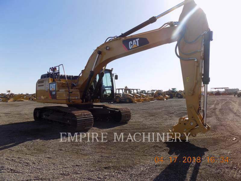 CATERPILLAR PELLES SUR CHAINES 326FL equipment  photo 1