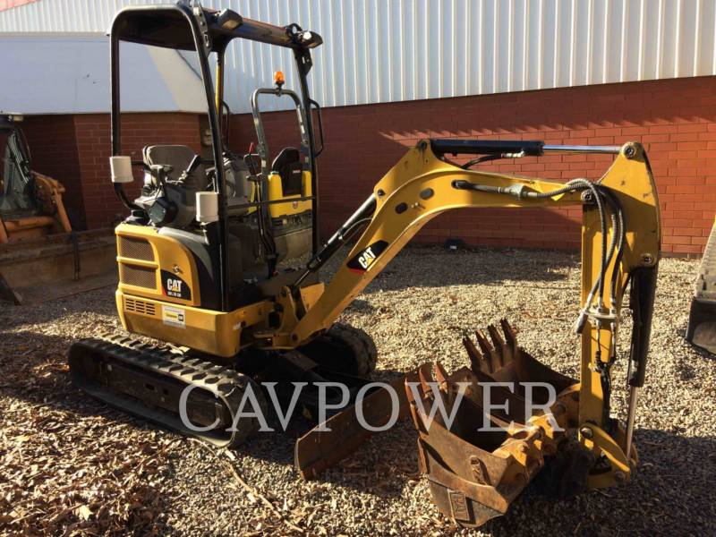 CATERPILLAR ESCAVADEIRAS 301.7DCR equipment  photo 1