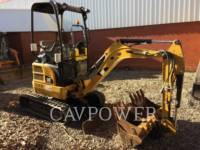 Equipment photo Caterpillar 301.7DCR EXCAVATOARE PE ŞENILE 1
