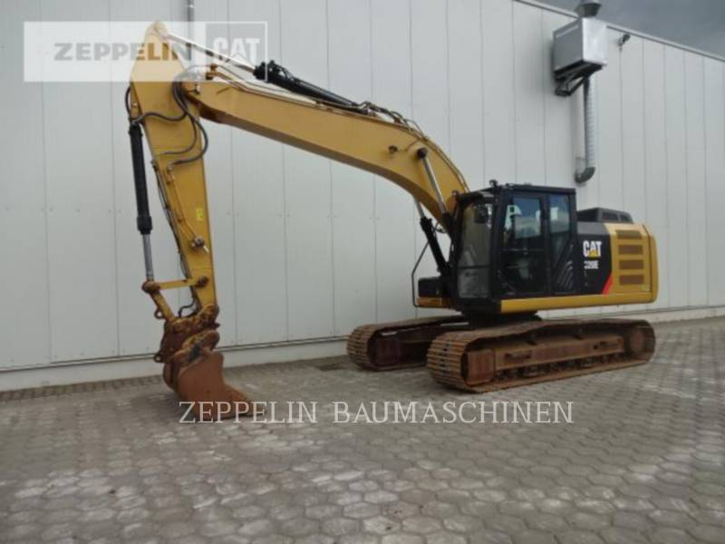CATERPILLAR TRACK EXCAVATORS 320EL equipment  photo 1