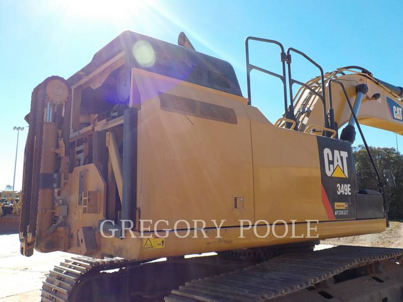 CATERPILLAR PELLES SUR CHAINES 349E L equipment  photo 11