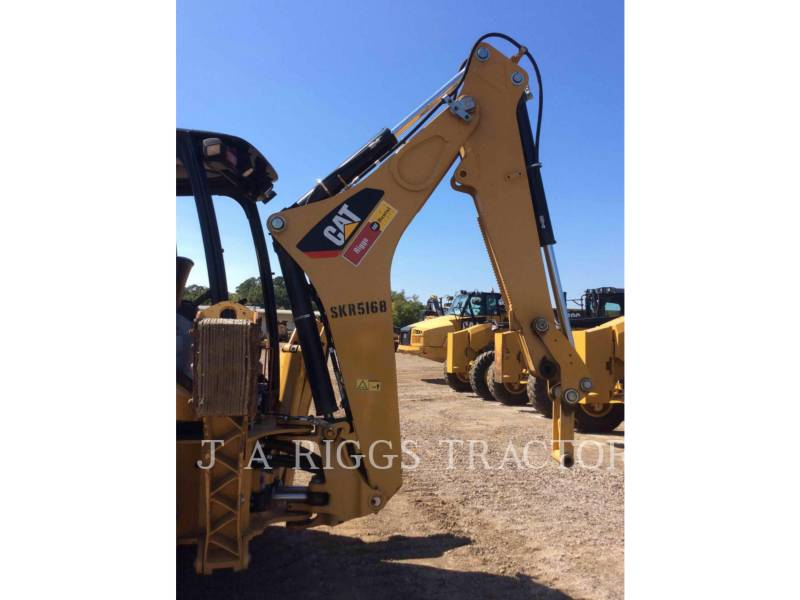 CATERPILLAR BACKHOE LOADERS 420F 4 equipment  photo 21