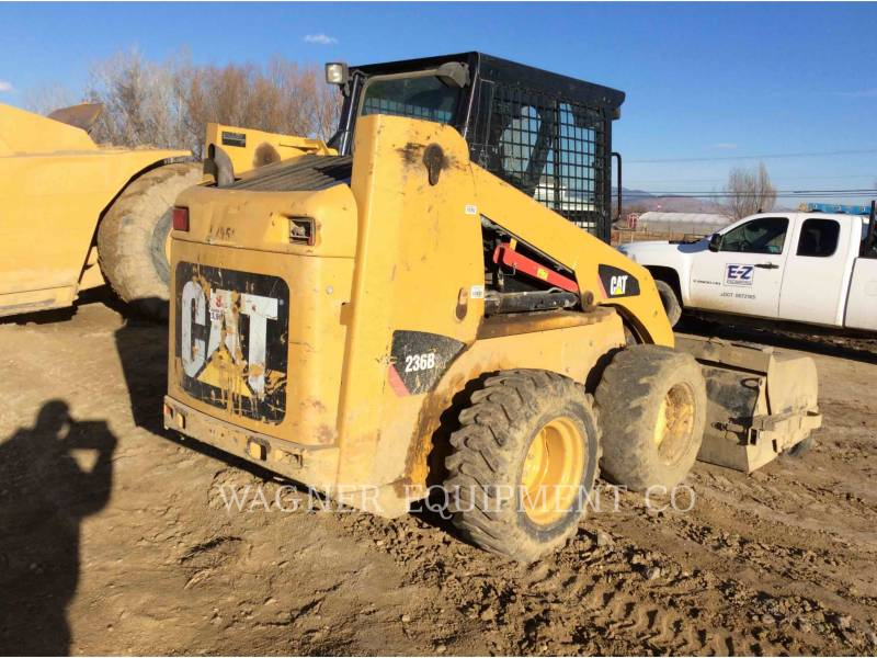 CATERPILLAR SCHRANKLADERS 236B3 equipment  photo 3
