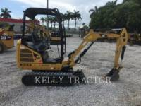 CATERPILLAR TRACK EXCAVATORS 301.7D equipment  photo 6