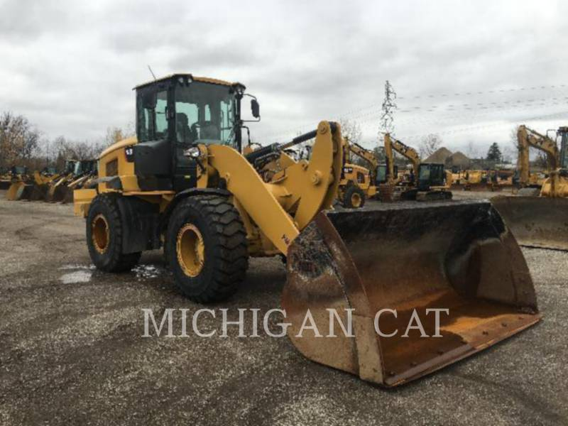 CATERPILLAR WHEEL LOADERS/INTEGRATED TOOLCARRIERS 938K H3RQ equipment  photo 2
