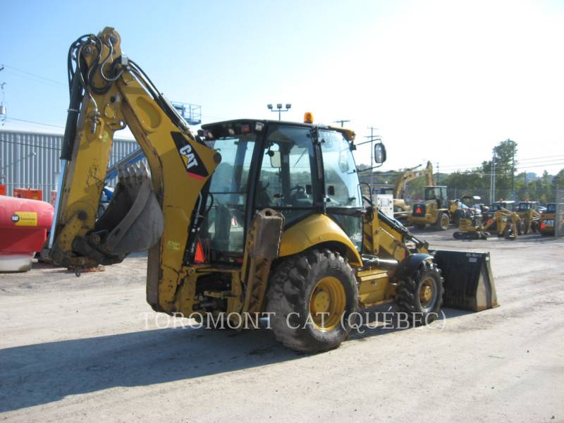 CATERPILLAR CHARGEUSES-PELLETEUSES 420EIT equipment  photo 5