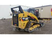 CATERPILLAR SKID STEER LOADERS 299D XHPCB equipment  photo 4
