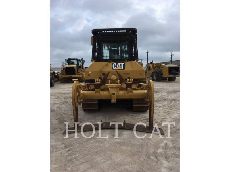 CATERPILLAR TRACTORES DE CADENAS D6N LAND equipment  photo 3