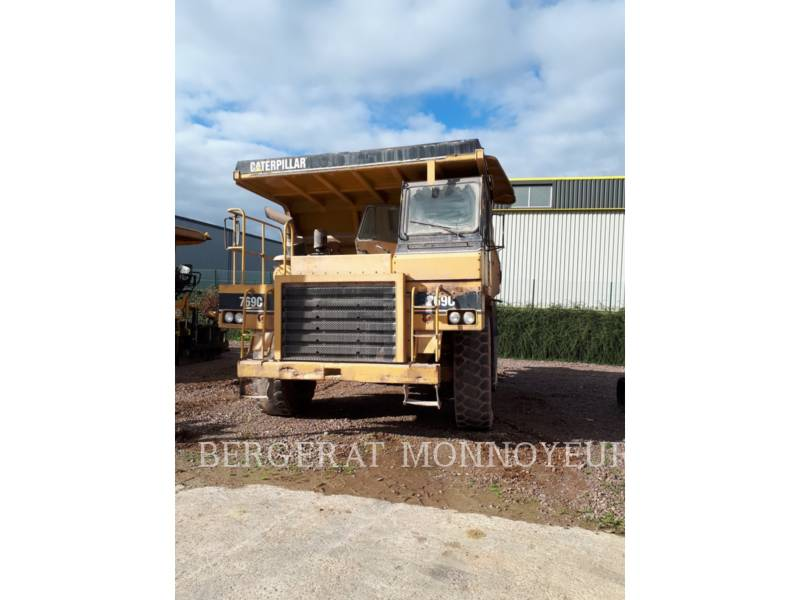 CATERPILLAR OFF HIGHWAY TRUCKS 769C equipment  photo 8