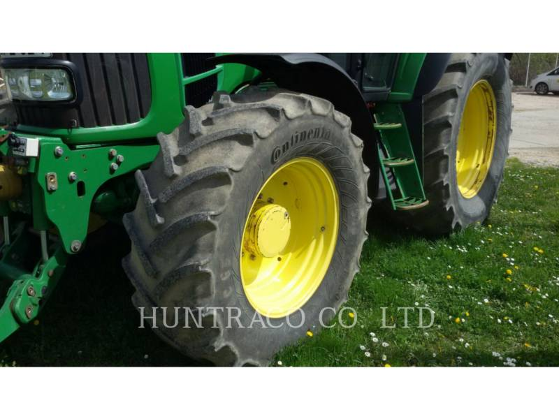 JOHN DEERE TRACTEURS AGRICOLES 6930 equipment  photo 5